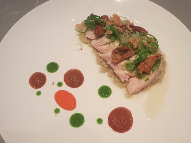 Antoinette Chicken Rice
