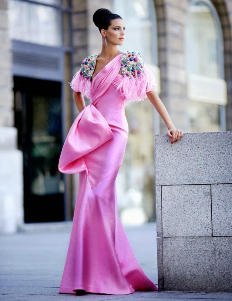 Hermosos Vestidos de Inspiración | Moda y tendencia 2014 | Vestidos ...