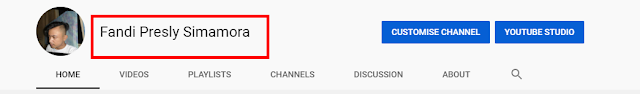 Menyembunyikan Jumlah Subscriber YouTube