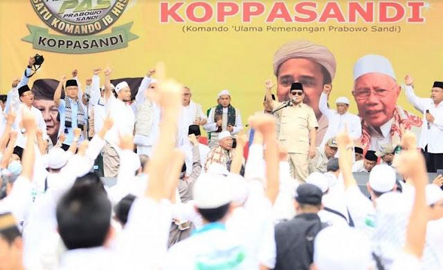 """Prabowo: Saya Tidak Pernah """"Pukul Dada"""" Sebagai Pancasilais"""