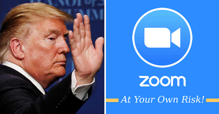 American Schools Started Banning Zoom Remote Video Conferencing Because Of Online Security Issues
