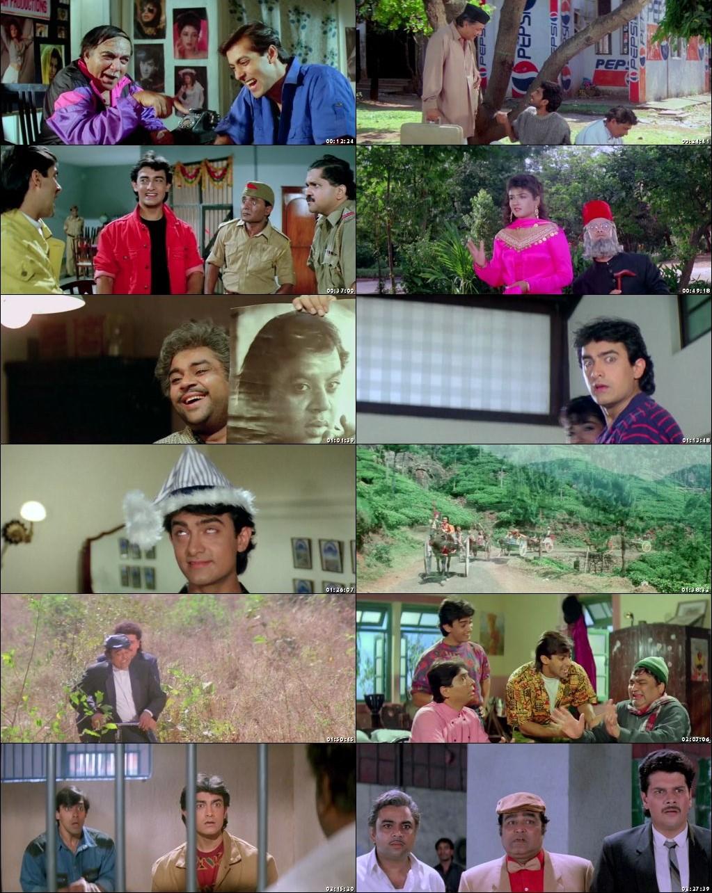 Andaz Apna Apna 1994 Full Hindi Movie Online Watch