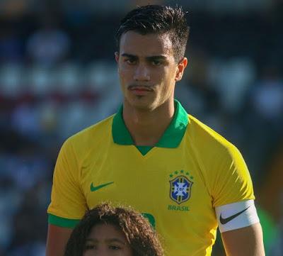 رينير خيسوس منتخب البرازيل