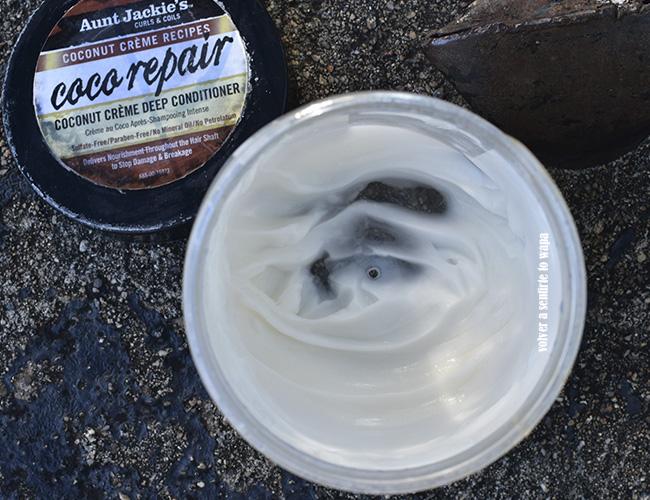 Crema de reparación para Rizos: Aunt Jackie's Coco Repair