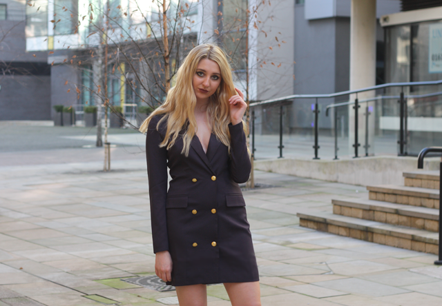 missguided military dress uk blog