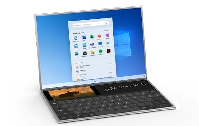 Mengenal Apa Itu Windows 10X, Dan Apa Saja Kelebihannya