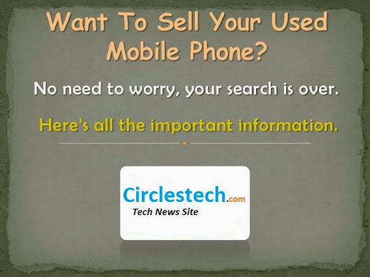 7 Best Websites To Sell Used Mobile Phone