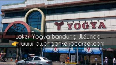 Lowongan kerja Yogya Bandung 2020 Jalan Sunda