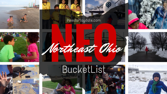 Fun, family friendly events in CLE and Northeast Ohio