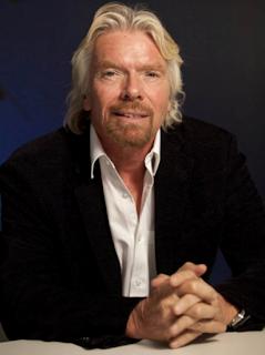 Chủ tịch tập đoàn Virgin, Richard Branson