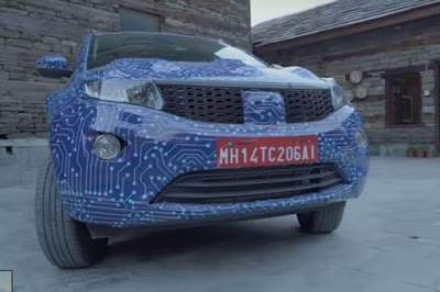 Tata Nexon EV Global Debut in India on 19 December |shotcars.com