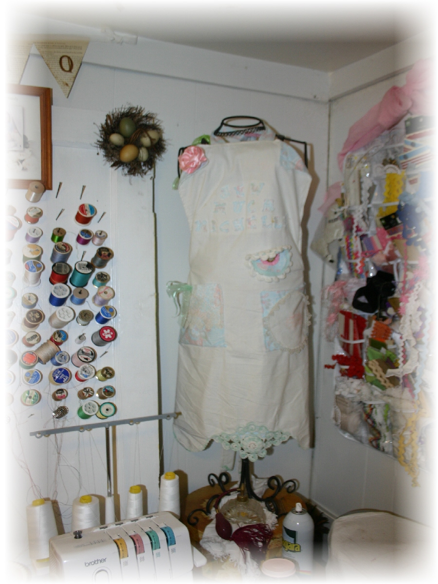 The Shabby Studio Where Women Create Iii