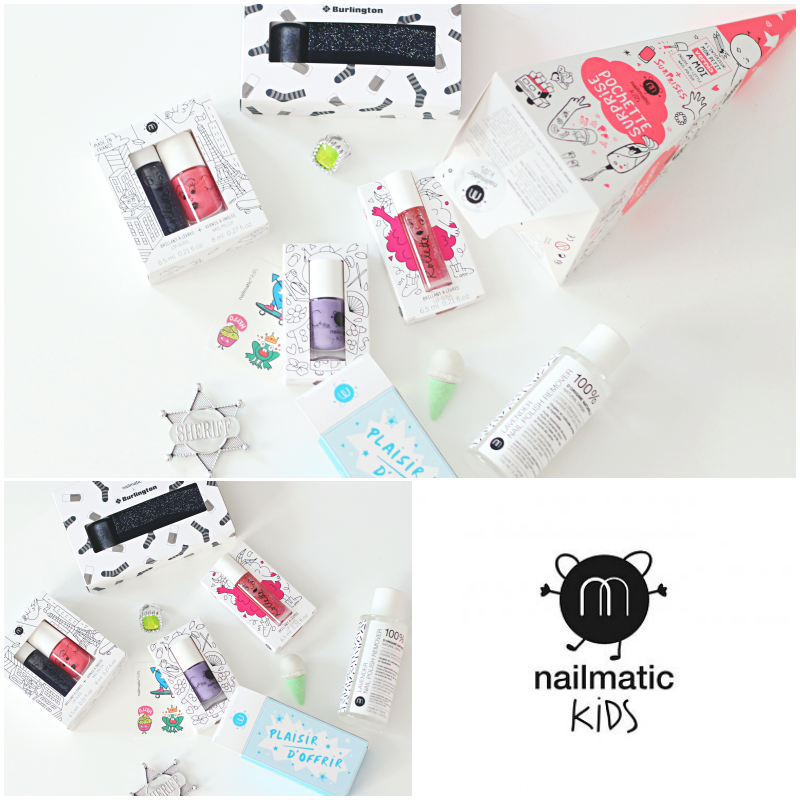 Nailmatic Kids vernis à l'eau