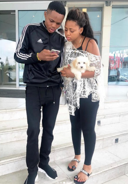 """""""If Ned marries another wife, I'll marry you - Regina Daniels' brother, Sammy tells her"""""""