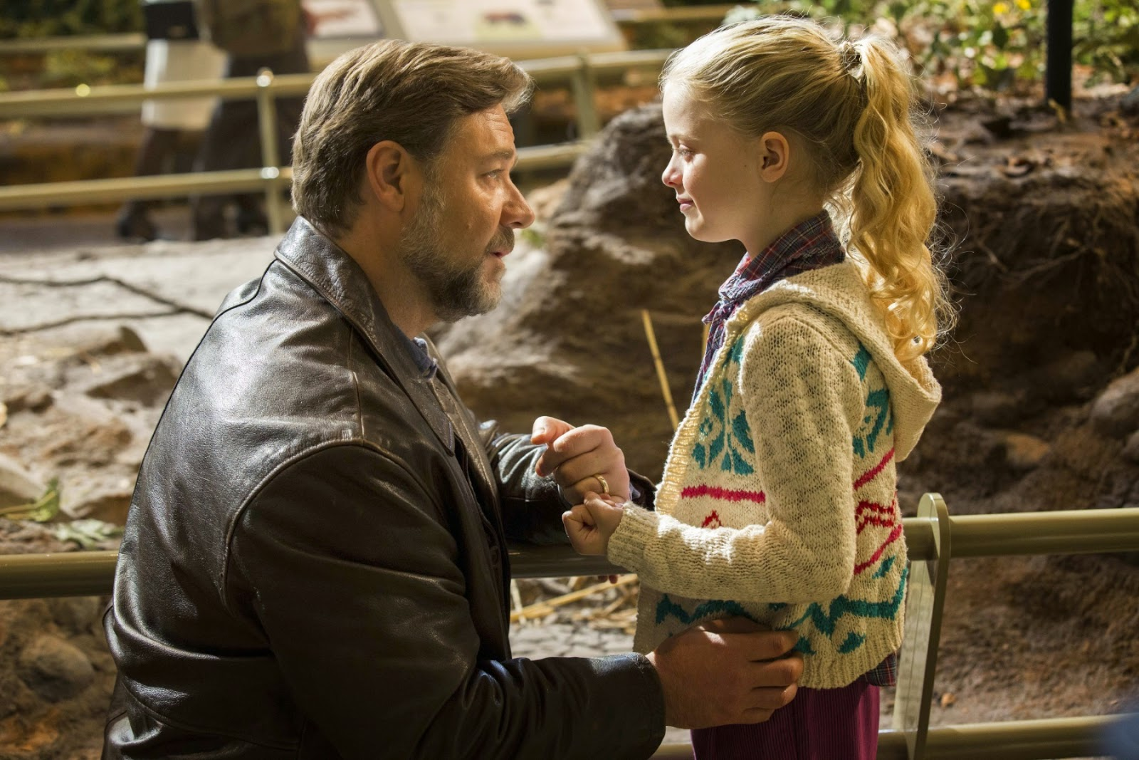 Fathers and Daughters 映画