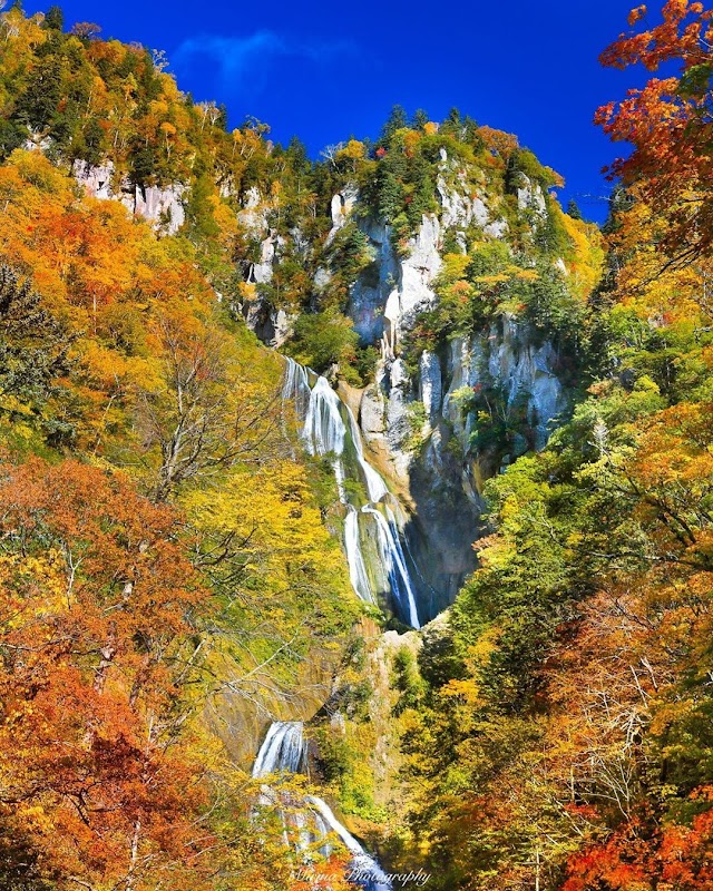 The first place to welcome autumn in Japan