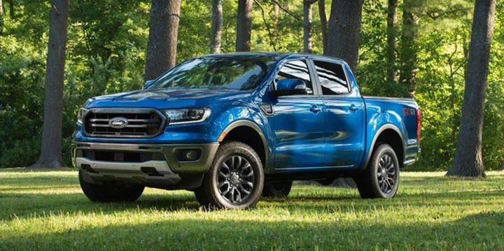 Bán tải Nhật ngày càng 'xịn', Ford Ranger hãy dè chừng
