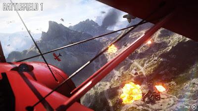 פרטים חדשים על המטוסים ב-Battlefield 1