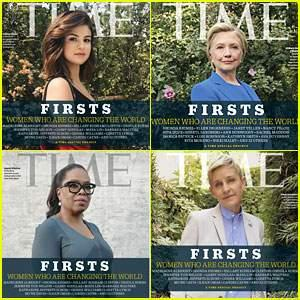 Selena Gomez, Hillary Clinton and Others Are Time's Woman Changing The World – 2017 Edition