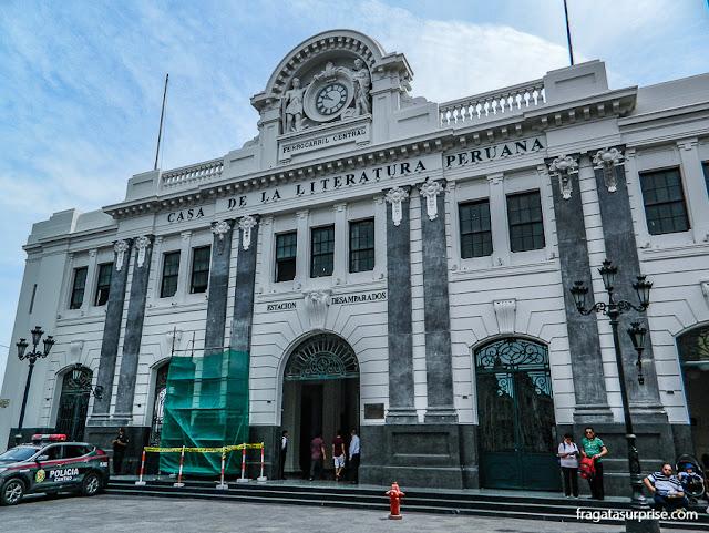 Casa da Literatura Peruana