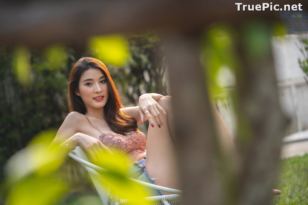 Image Thailand Model - Ness Natthakarn (น้องNess) - Beautiful Picture 2021 Collection - TruePic.net - Picture-121