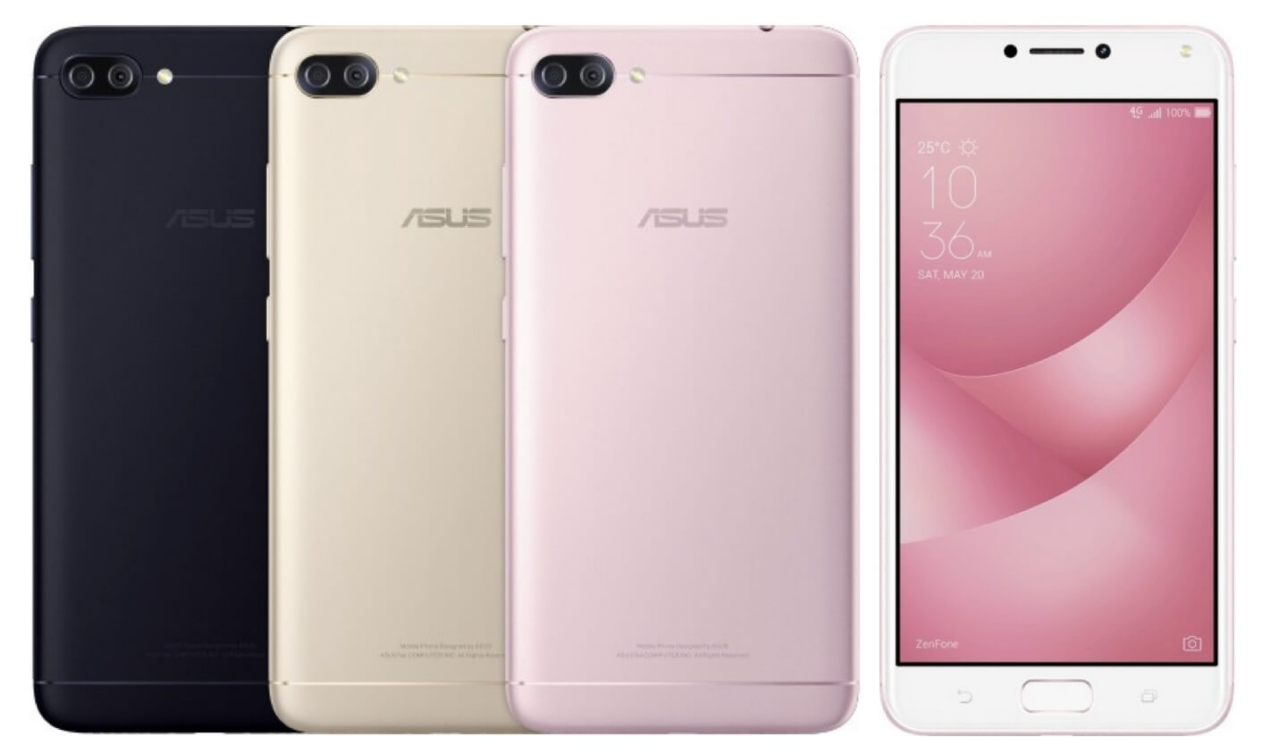 ASUS ZenFone 4 Max Unveiled; Boasts Dual Cameras & 5000mAh Battery