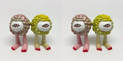 The Billy Bloom Resin Figure by DoubleParlour x Kyle Kirwan