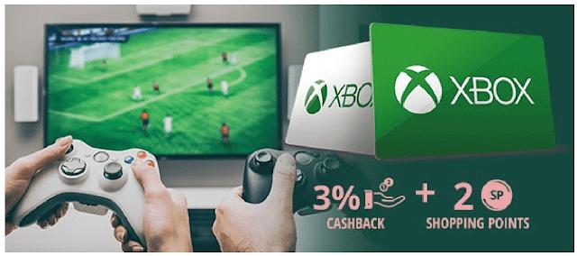 Cashback World Mexico - Microsoft XBOX