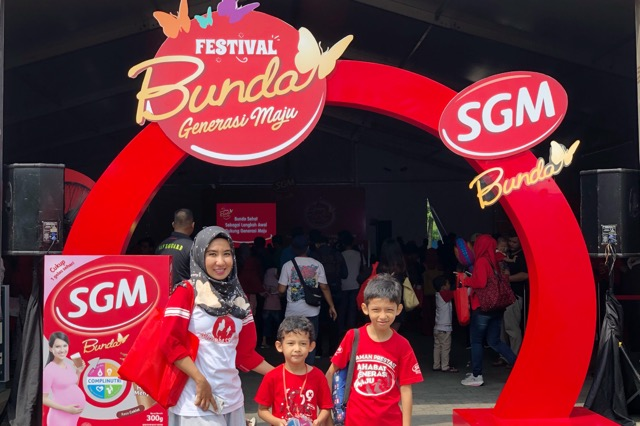 Festival Bunda Generasi Maju SGM