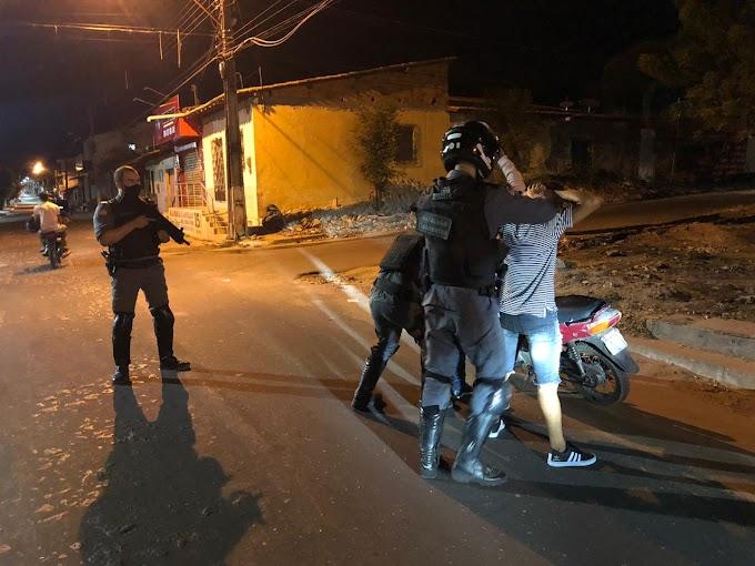 """O CPAI-7 E O 16º BATALHÃO FINALIZAM OPERAÇÃO """"CHAPADINHA SEGURA"""" COM RESULTADOS POSITIVOS"""