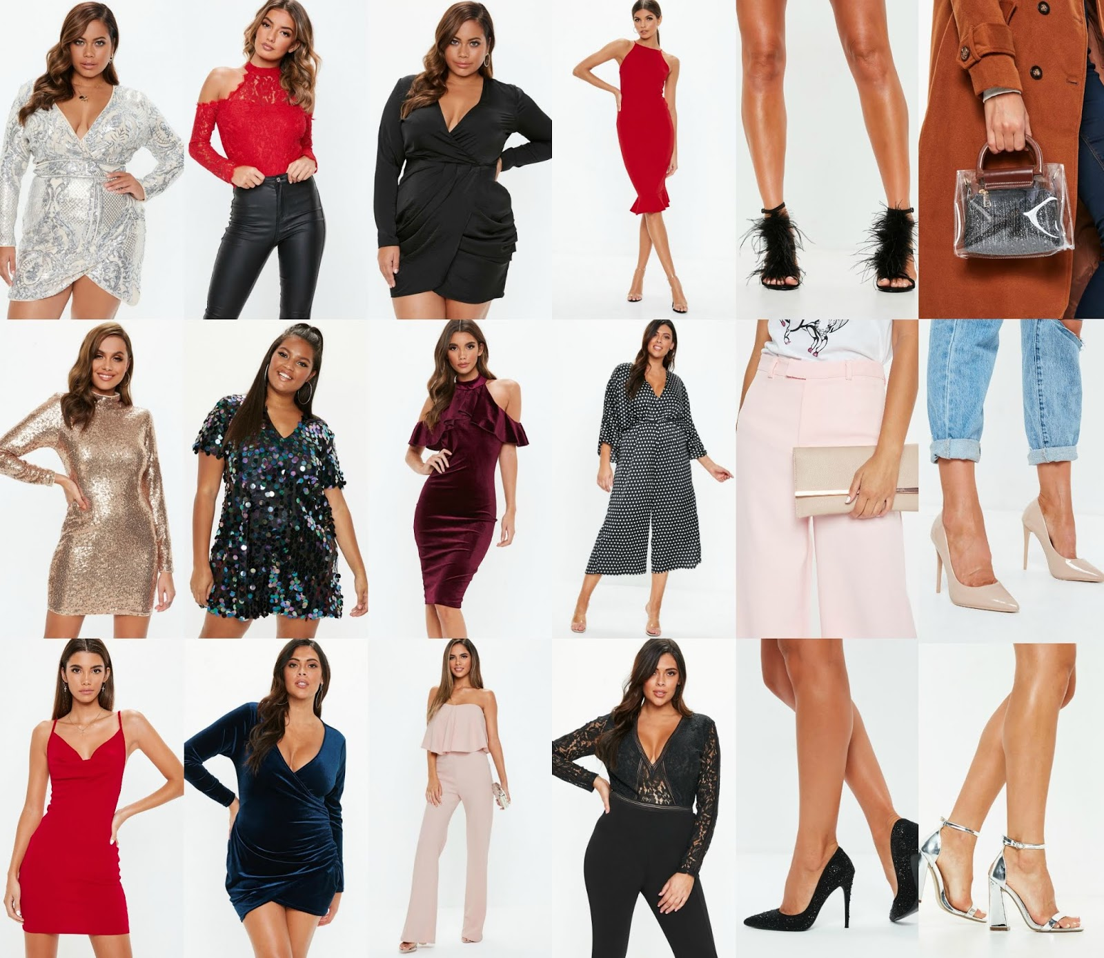 Styleguide | Missguided Christmas 2018