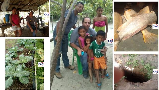 TEM JEITO! Carutapera-Ma inicia diagnóstico social para implantação de projetos na área de Saúde, Educação e renda