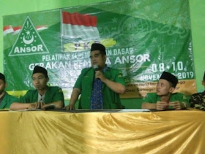 Pemuda Ansor Kecamatan Cipongkor Tambah 70 Kader Baru