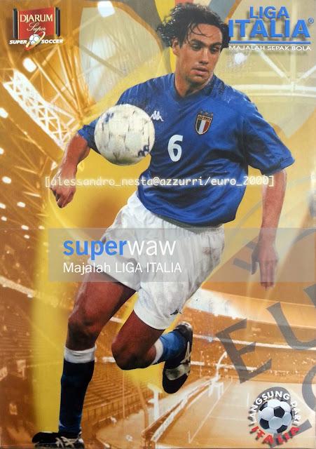 Alessandro Nesta Italia