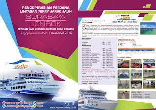 jadwal kapal kmp surabaya lombok pp