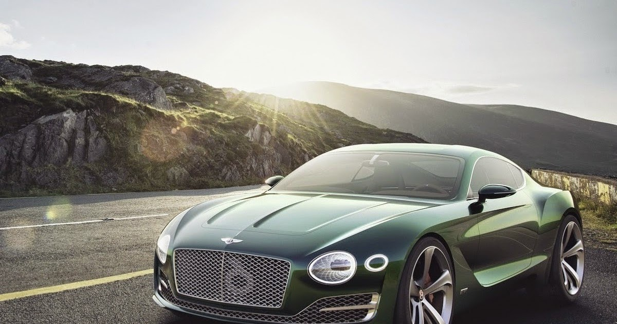 Bentleys New Exp 10 Speed 6 Sports Coupe 2015 Car Reviews New
