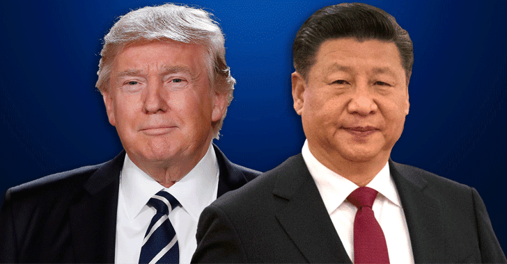 U.S. Trade Group Hacked by Chinese Hackers ahead of Trump-Xi Trade Summit