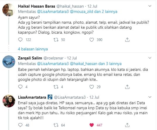 Babe Haikal Hassan Disebut Ayam Sayur