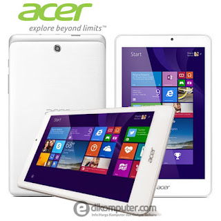 Harga Tablet Acer Iconia Tab 8W