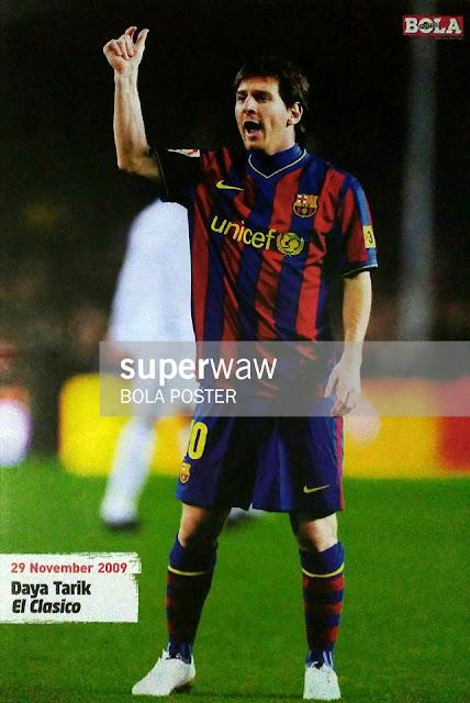 Lionel Messi Barcelona 2009