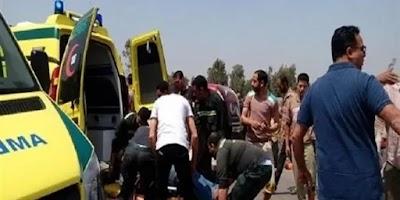 إصابة شخصين في مشاجرة بسبب أولوية المرور في طما بسوهاج
