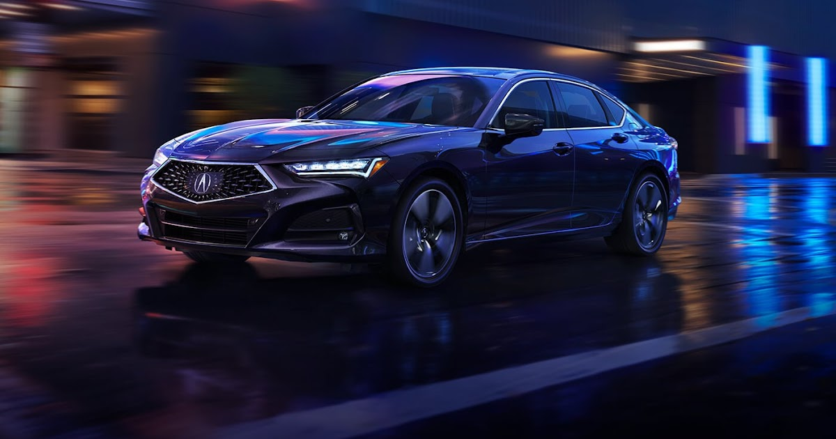 The all-new 2021 Acura TLX leads the way in pushing the limits of performance