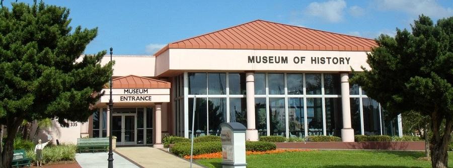 Museo de historia en St. Pete