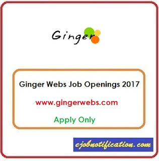 Dot Net Developer Openings at Ginger Webs Jobs in Noida Apply Online