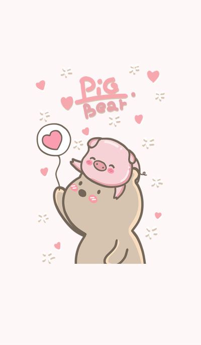 pig and bear 1