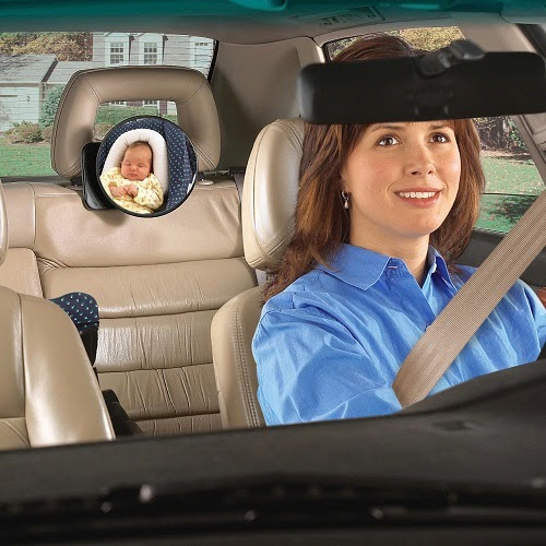 Child Safety Seat Europe Review Diono Easy View Back Seat Mirror The Test Pit