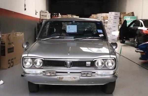 Nissan Skyline C10 Hakosuka Argentina