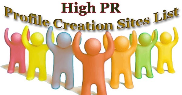 122 Free High DA Dofollow/Nofollow Profile Creation Websites List 2020-2021