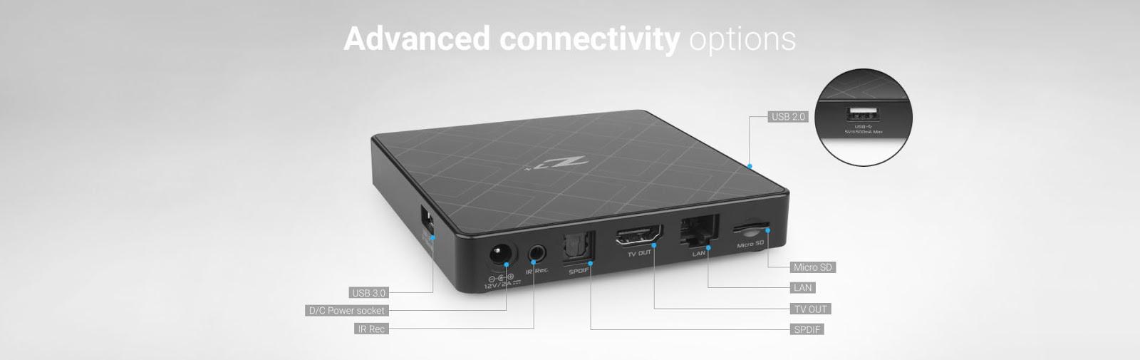 The Formuler Z7+ (IPTV, 4K, HDR, DVB-T) - mysatbox tv