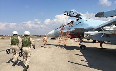 Rusiya Xmeymim bazasını İranın istifadəsinə verib